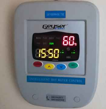 Geyserwise Hot Water Controller